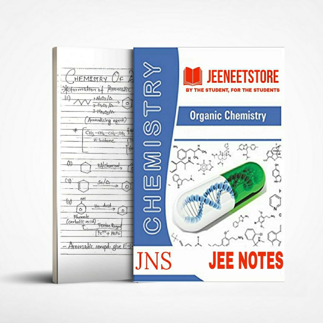 FIITJEE TOPPER ORGANIC CHEMISTRY NOTES